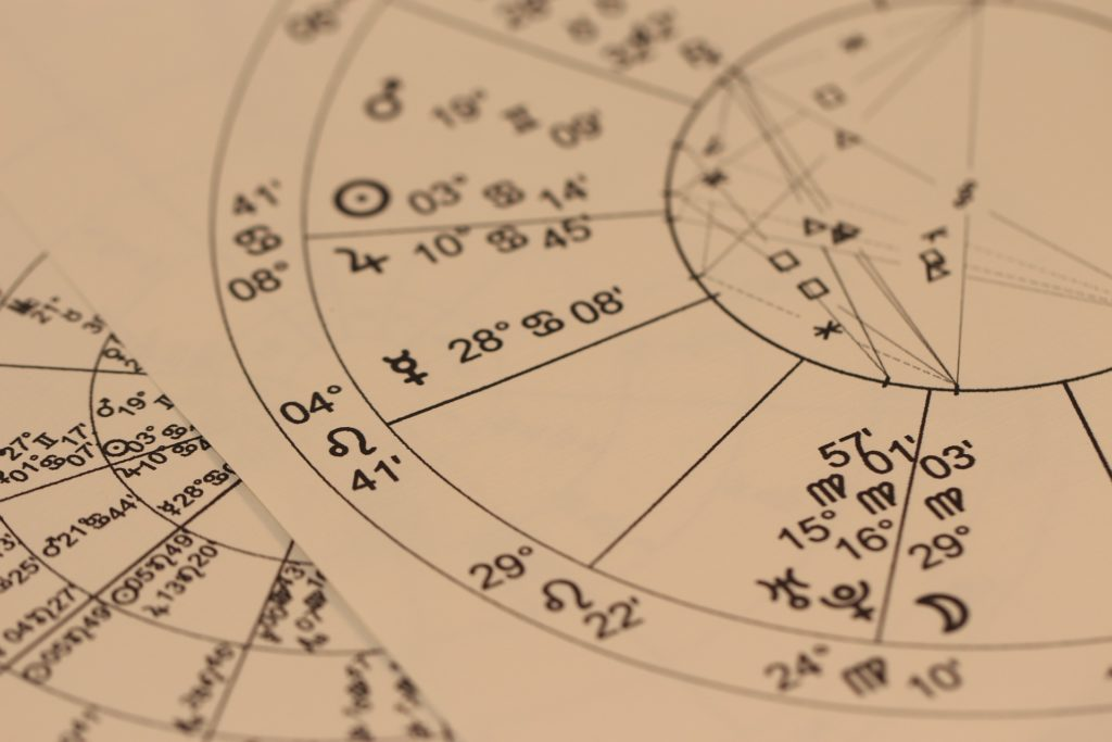 Astrology series 1: Bausteine deines Horoskops.
